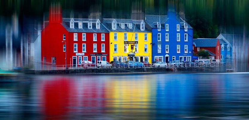 Tobermory - Schottland