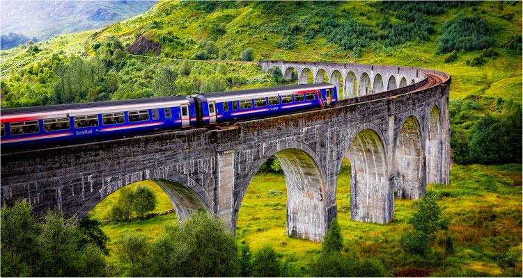 Glenfinnan - Schottland