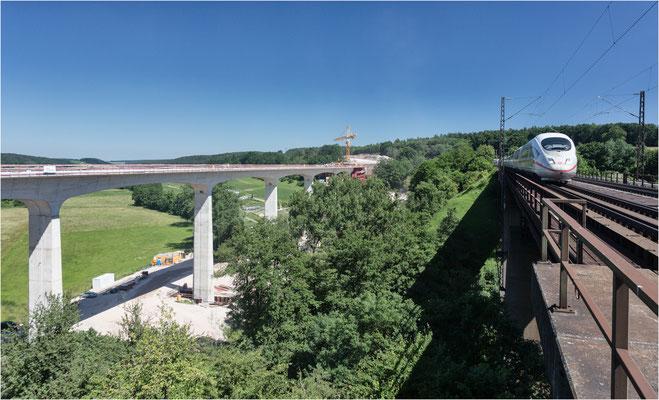 Neue Aurachtalbrücke - DB Engineering & Consulting