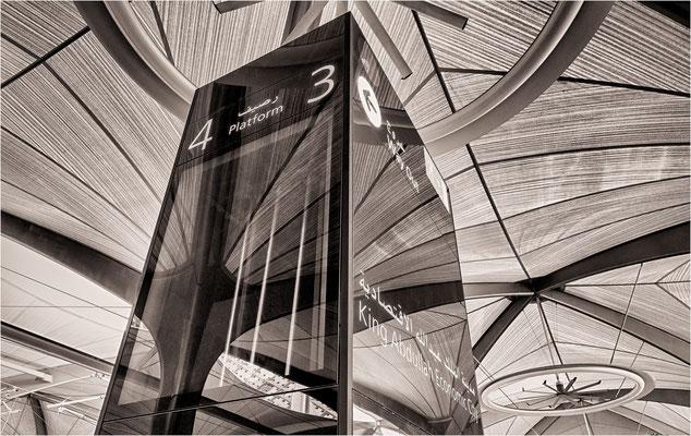 KAEC Station - Saudi Arabien