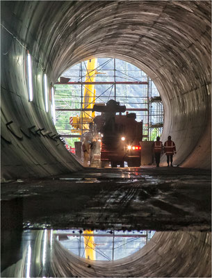 Neubau Tunnel Cochem - DB ProjektBau