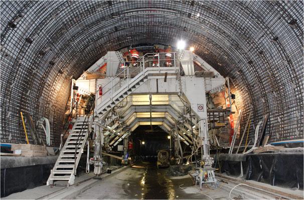 Neubau Tunnel Eppstein - DB ProjektBau