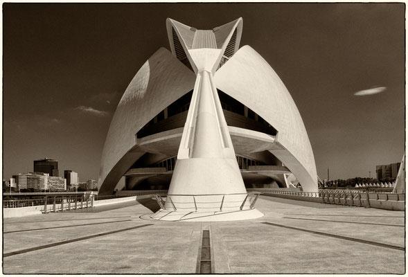 Valencia - Palau de les Arts Reina Sofia