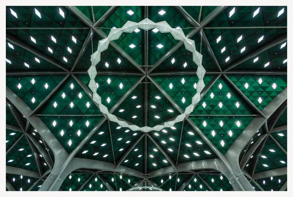 Bahnhof Medina - Saudi Arabien