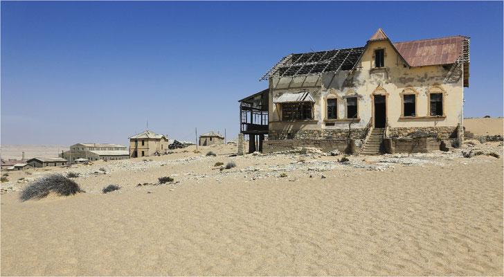 Kolmannskuppe - Namibia