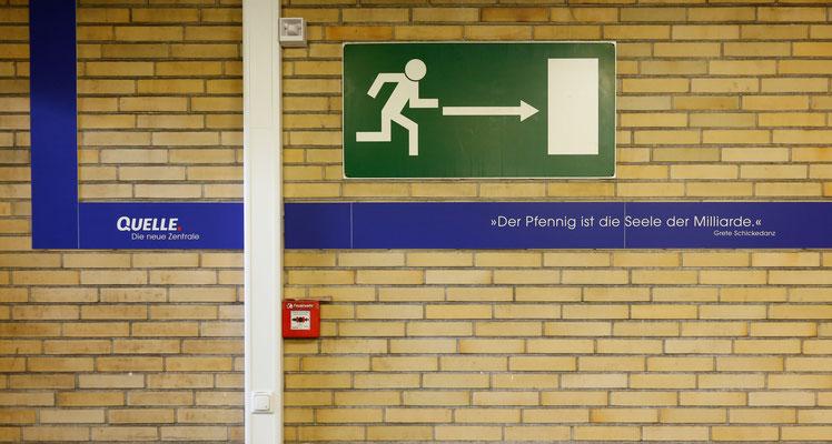 Ehemaliges Quelle-Gebäude - Nürnberg