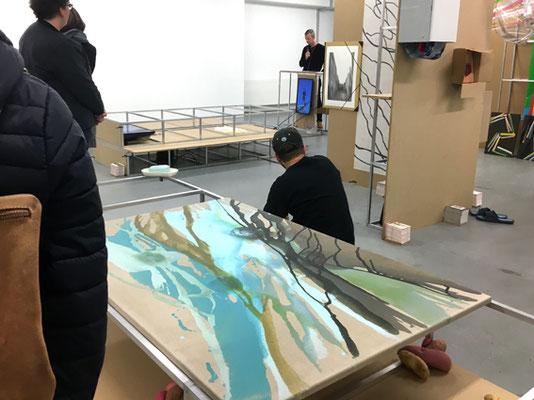 Monika Humm_floating34_Ausstellung Komplizen_2019_PLATFORM