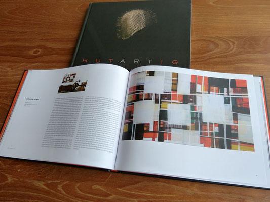 Hutartig, Ausstellungskatalog, Hutmuseum Lindenberg, 2020, Monika Humm Seite 48-49