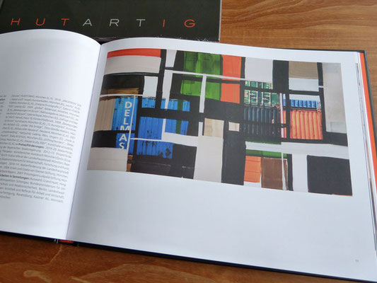 Hutartig, Ausstellungskatalog, Hutmuseum Lindenberg, 2020, Monika Humm Seite 50-51