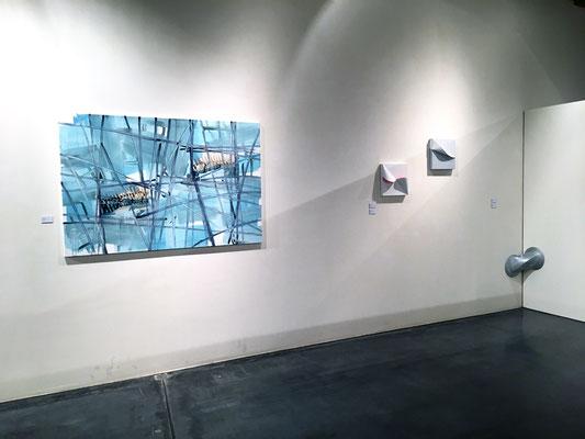Ausstellungsansicht: Blickfang, Kunsthaus Kaufbeuren, 2020