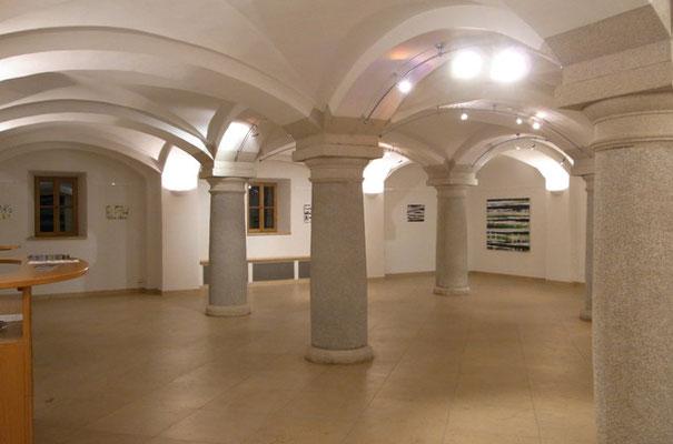 Ausstellungsrundgang: Monika Humm, Bewegungen im Strom, Rathausgalerie Wolnzach