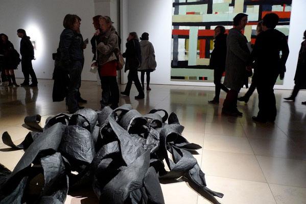 3.5.2011 Eröffnung: Die ersten Jahre der Professionalität, Galerie der Künstler, München