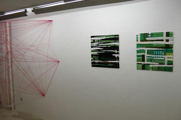 Ausstellungsrundgang transformation urban, Solothurn  Foto: Monika Humm