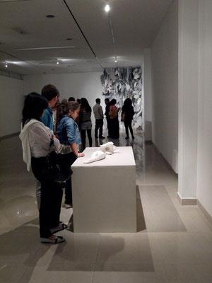 Ausstellungseröffnung Pangaea, am 5.3.2013, Arte Actual, Quito, Ecuador