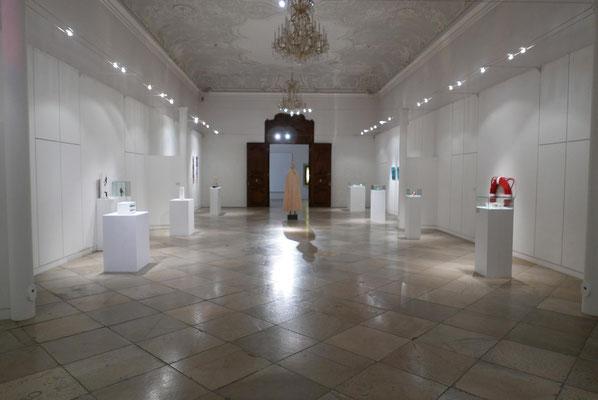 Eröffnung Sichtbare Barmherzigkeit, Domschatzmuseum, Passau, 22.7.2016   Foto: Rainer Humm