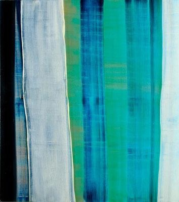 Monika Humm Aran 1, 2005, Ölmalerei auf Leinwand, 180x160x3cm