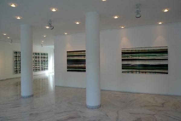 Vernissage der Ausstellung Monika Humm /Christine Ott, Galerie Bezirk Oberbayern, 8.6.2011