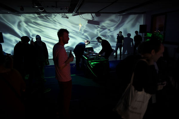 Party_Open Studios Platform_2019_Foto:Toby Binder für PLATFORM