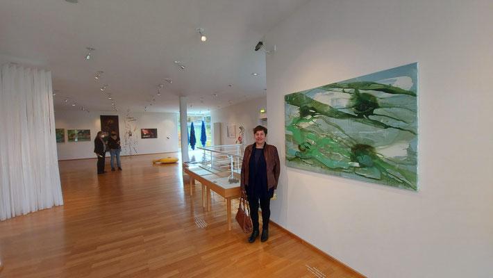 Ausstellungsansicht: Wind_Museum Buchheim, 2020