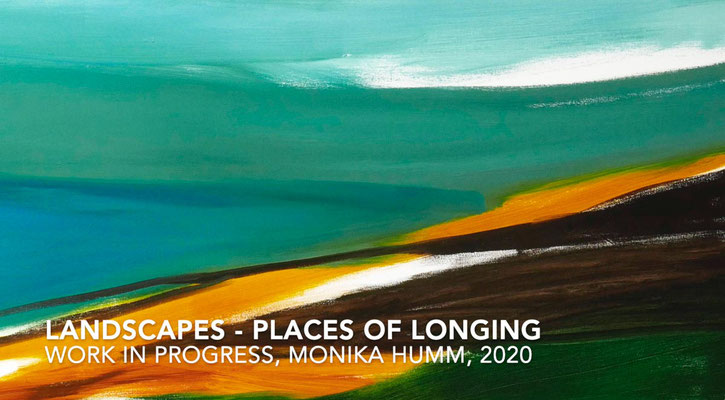 Monika Humm Landscapes - Places of Longing, Videostill 2020
