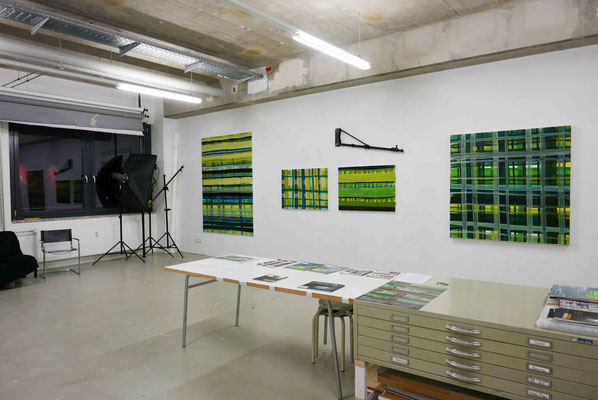 Open Studios 2016 Monika Humm Atelier 24