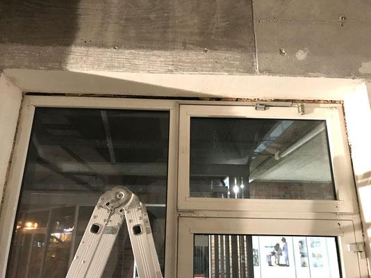Zweite Eingangstür - ähnliche Probleme