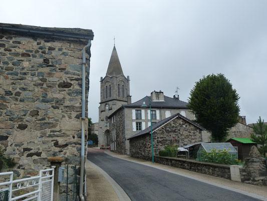 Kirche in Araules