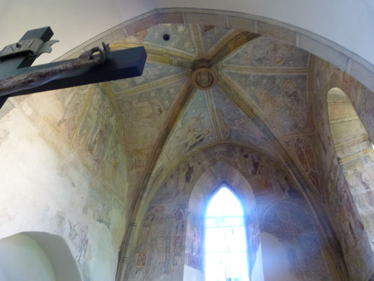 Fresken von 1360