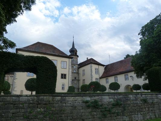 Schloss Schrozberg
