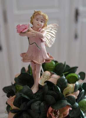 Elfe Rose im Pokal