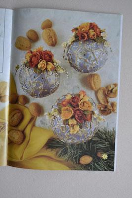 Weihnachtsbaumschmuck, Bastelideen