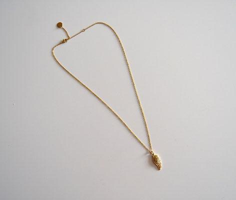 Anker-Halskette, Anhänger Engelsflügel