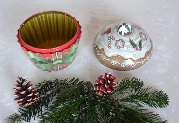 "Cupecake ""Christmas"" groß"