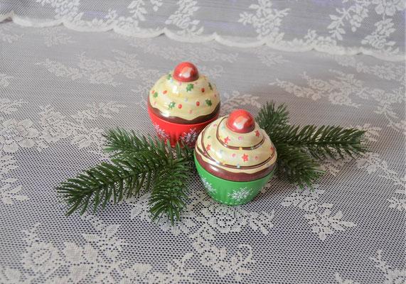 Cupe Cake Weihnachten klein