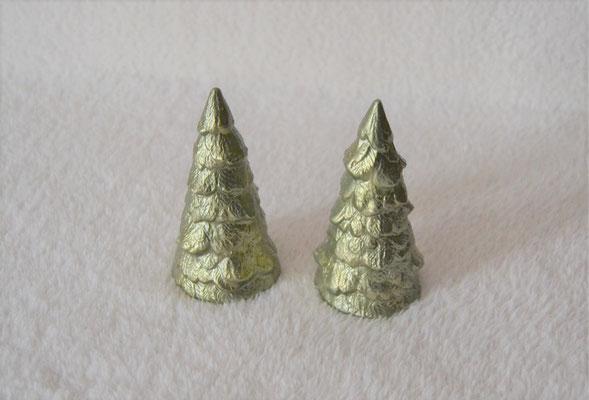 Tannenbaum klein aus Keramik