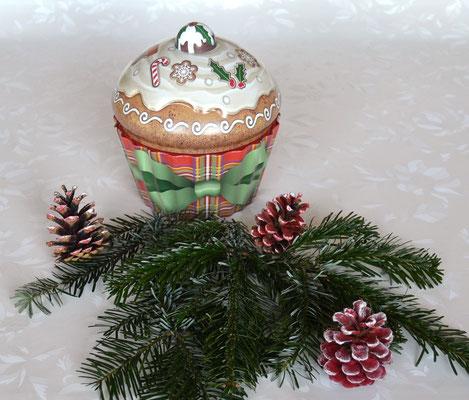 Cupe Cake Weihnachten groß