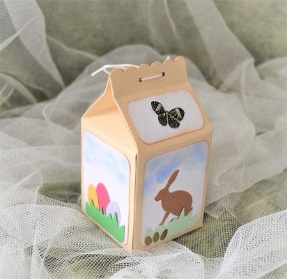 Verpackung für Süßes, Geld oder Gutschein