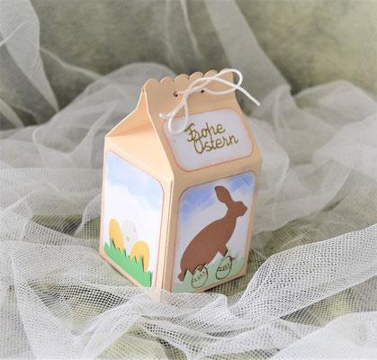 Verpackung für Geldgeschenke zu Ostern
