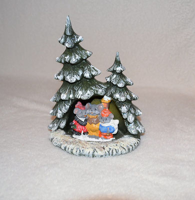 Tannenbaum mit singenden Mäusen (1)