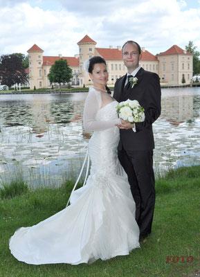 Hochzeit in Rheinsberg