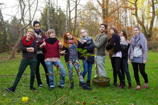 KidsCourage Teamschulung 2014