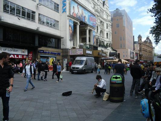 ロンドン・レスタースクエア