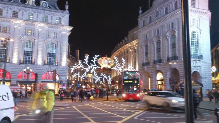 ロンドン・クリスマス・デコレーション4