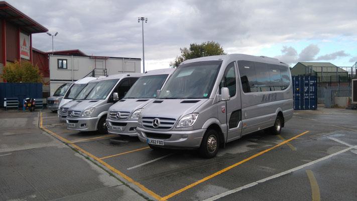 16 sseater mini bus,  16人乗りミニバス1