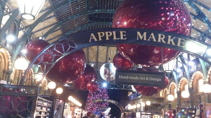 ロンドン・クリスマス・デコレーション1