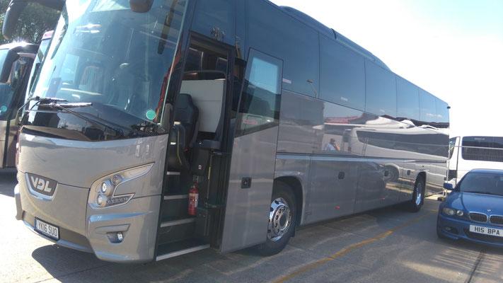 57人乗りバス