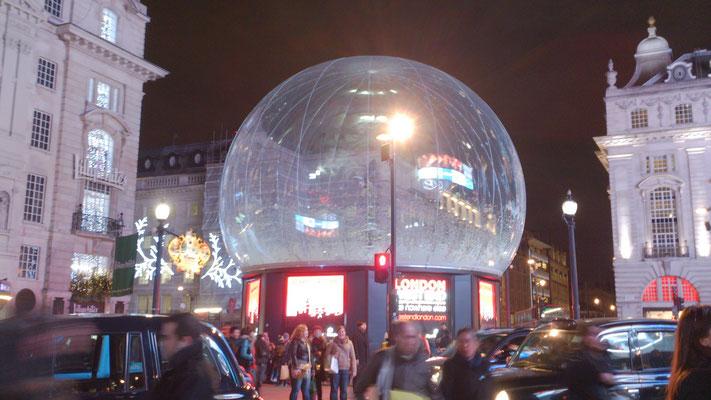 ロンドン・クリスマス・デコレーション2