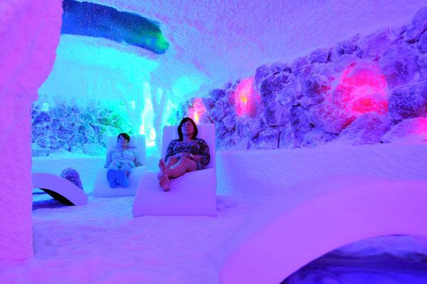 Le Petit Somme Na+CL- | Grottes de sel  à Durbuy