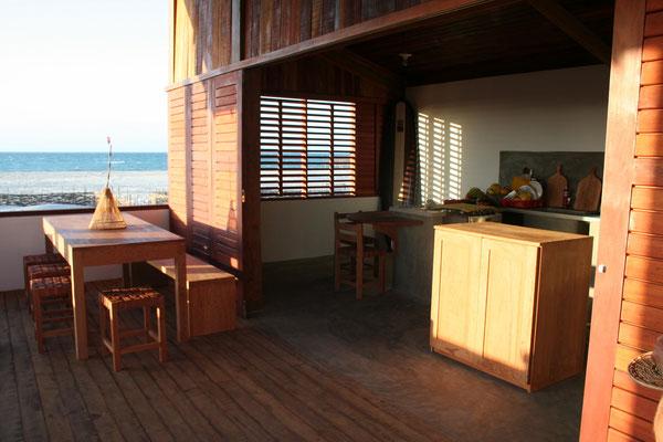 Living room Casa Estrela do Mar