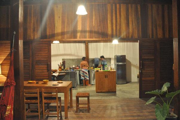 Kitchen Casa Estrela Do Mar